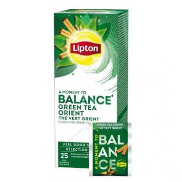 Thé Lipton Thé Vert Orient 25 sachets