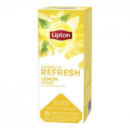 Thé Lipton Citron 25 sachets