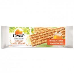 Biscuits diététiques Gerblé Croquant Miel Sésame - 27g