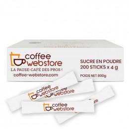 Sucre en Boite Distributrice Coffee-Webstore - 200 buchettes