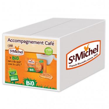 Biscuit en Gros : St Michel La Petite Galette Pur Beurre BIO - 400 pièces