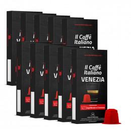 Capsule Nespresso Compatible café Il Caffe Italiano - Venezia - 100 capsules