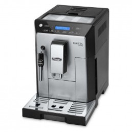 Machine à café en grains DeLonghi Eletta Plus ECAM 44.620.S - Silver
