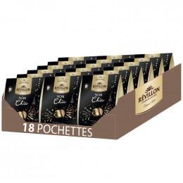 Pochette de Papillotes Révillon : Noir Chic - 365 gr