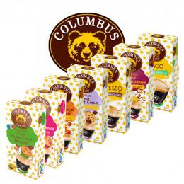 PACK Gourmand - Capsule Nespresso Compatible Café - Columbus Café - 100 capsules