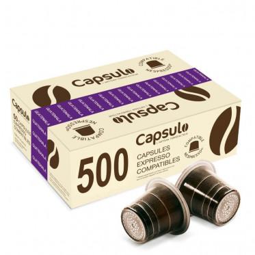 Capsule Nespresso Compatibles Capsulo Guatemala