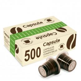 Capsules Nespresso Compatible Capsulo Colombie