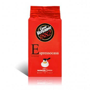 Café Moulu Caffe Vergnano 1882 - Espresso Casa - 250 gr