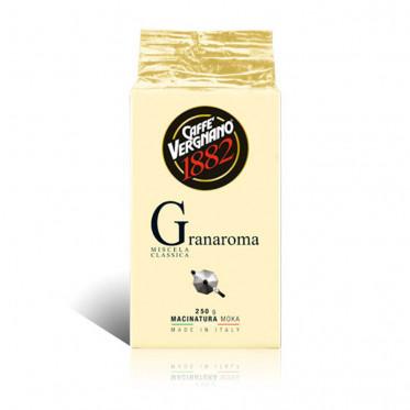 Café Moulu Caffe Vergnano 1882 - Gran Aroma - 250 gr