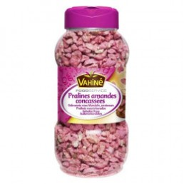 Topping Pralines amandes concassées - Vahiné Food Service - 550g