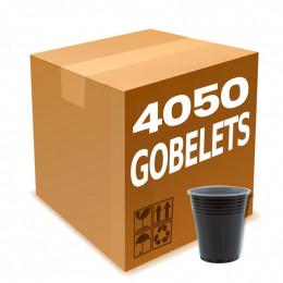 Gobelets en gros en Plastique Bicolore 15 cl pour distributeur automatique