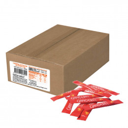 Buchettes de Sucre Edulcorant Sucralose Canderel - Carton Vrac 1000 sticks