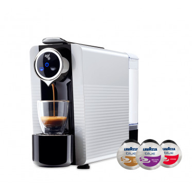 Machine à café Smarty pour capsules Lavazza Blue