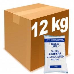 Sucre en poudre pour Distributeur Automatique - 12 Kg