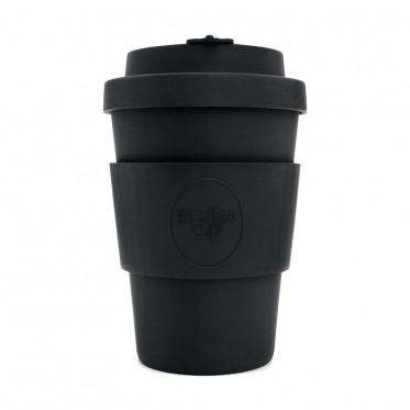 Mug en Bambou écologique, avec couvercle - Ker&Nappier - 40 cl