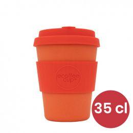 Mug en Bambou écologique, avec couvercle - Ecoffee Cup Kingsday - 35 cl