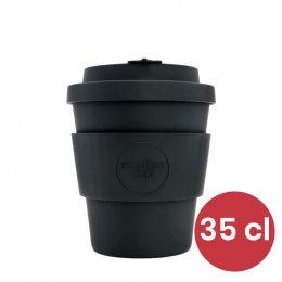 Mug en Bambou écologique, avec couvercle - Ecoffee Cup Kerr&Napier- 35 cl