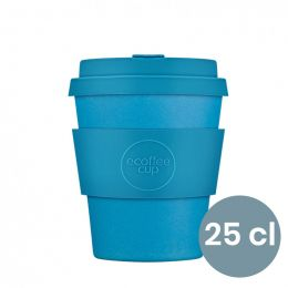 Mug en Bambou écologique, avec couvercle - Ecoffee Cup Toroni - 25 cl