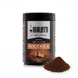 Café Moulu Bialetti - Café noisette Nocciola - Boite hermétique - 250 gr