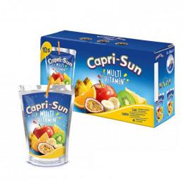 Capri-Sun multivitaminé - 10 poches de 20cl