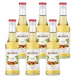Sirop Monin - Saveur Noisette 25cl