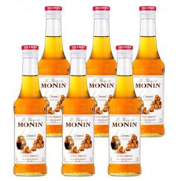 Sirop Monin - Saveur Caramel 25cl