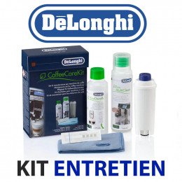Kit Coffret entretien DeLonghi Coffee Care Kit DLSC306
