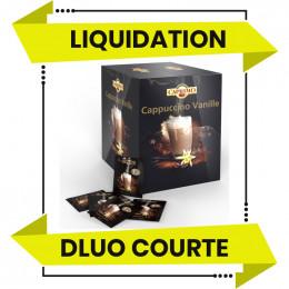 DESTOCKAGE - Café Gourmand Caprimo Cappuccino Vanille - 100 doses