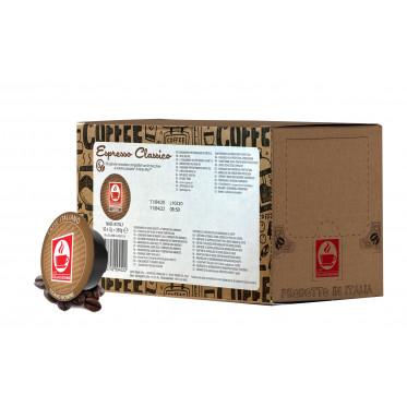 Capsules Lavazza A Modo Mio compatible - Café Bonini Classico - 50 capsules
