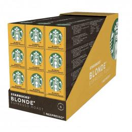 Capsule Starbucks by Nespresso Blonde Espresso Roast