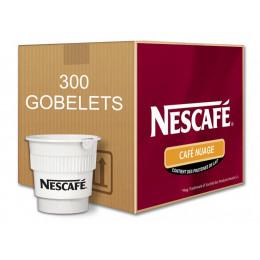 Gobelet Pré-Dosé au Carton Nescafé Nuage