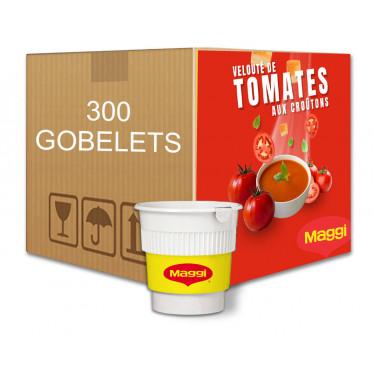 au Carton Potage Maggi Velouté Tomates aux Croûtons