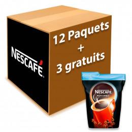 Café Soluble Nescafé® Mokambo Tradicion - 12 paquets - 6 Kg