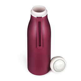 Gourde Isotherme 0.5L Ecoffee Cup - Framboise