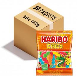Haribo Croco - 1 sachet de 120g