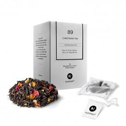 Thé Noir Nunshen Christmas Tea - 20 sachets mousseline