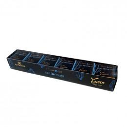 Chocolat Voisin Napolitain lait fondant - 30 carrés - 150 gr