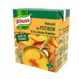 Repas Express Knorr Soupe Velouté de Potiron Crême Fraîche - 30 cl