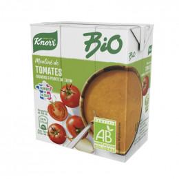 Repas Express Knorr Bio Mouliné Tomates Oignons et herbes - 30 cl