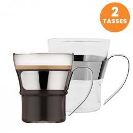 Tasse Bodum Assam Mug à Thé 30 cl : 2 tasses