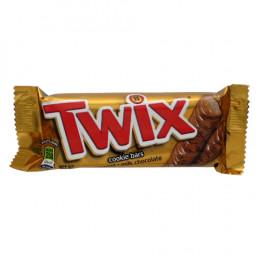 Barre Chocolatée : Twix - à l'unité