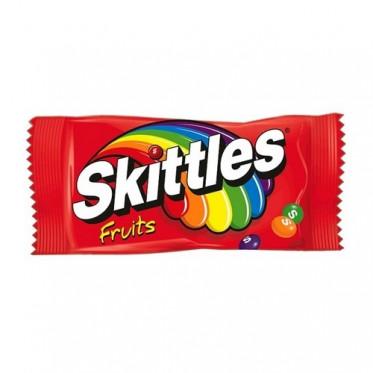 Bonbon : Skittles Fruits - à l'unité