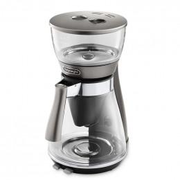 Cafetière filtre Slow Coffee électrique Delonghi Clessidra ICM17210 - 10 tasses