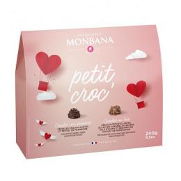 Chocolat Monbana Duo de Petit Croc' - 2 x 120 gr