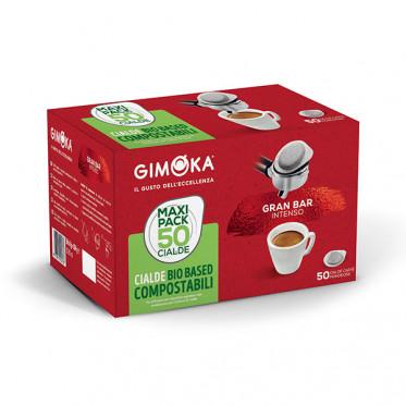 Dosettes ESE Gimoka Gran Bar x 50