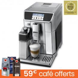Machine à café en grains Delonghi PrimaDonna Elite Experience ECAM 650.85.MS
