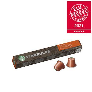 Capsule Starbucks ® by Nespresso ® Colombia - 10 capsules