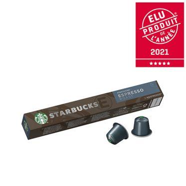 Capsule Starbucks ® by Nespresso ® Espresso Roast - 10 capsules