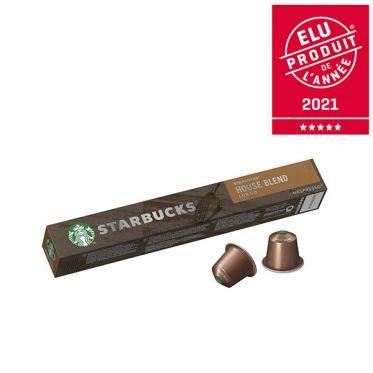 Capsule Starbucks ® by Nespresso ® House Blend Lungo - 10 capsules