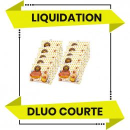 DESTOCKAGE - Dosette Senseo compatible Columbus Café Saveur Caramel Beurre Salé - 10 paquets - 100 dosettes - DLUO 01/06/2021